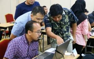 Pelatihan Pemodelan Hidrologi di IPB Training